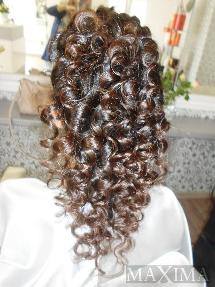 Salon fryzjerski maxima