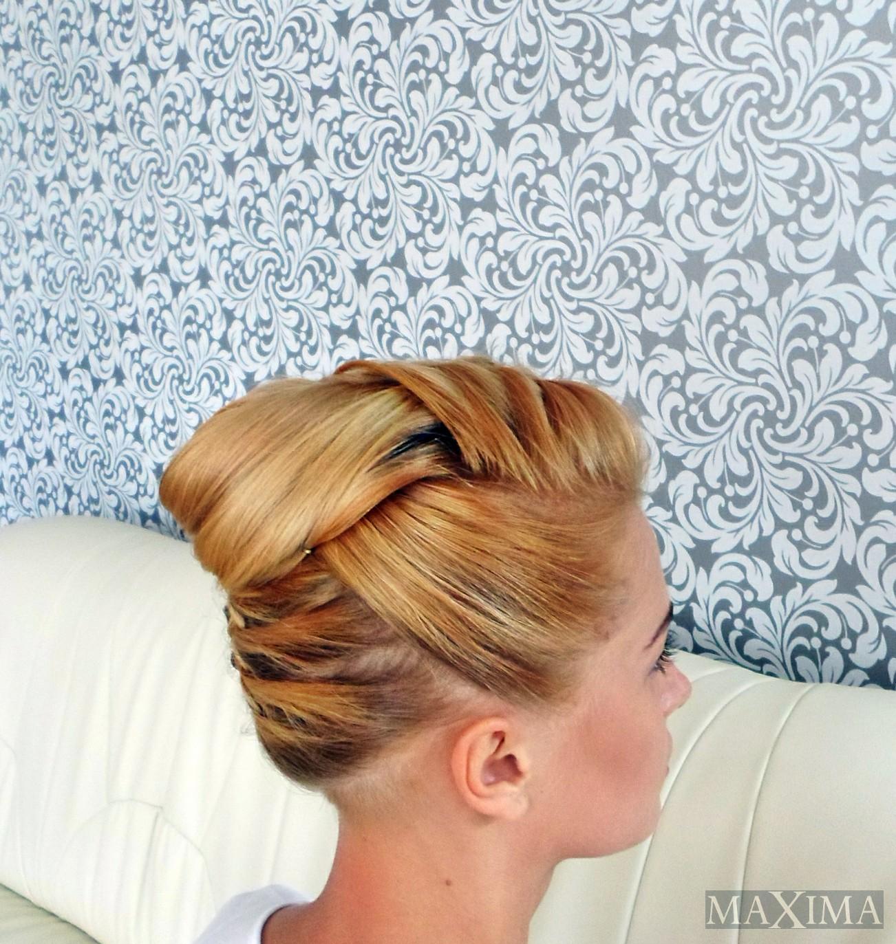 fryzury ślubne płock