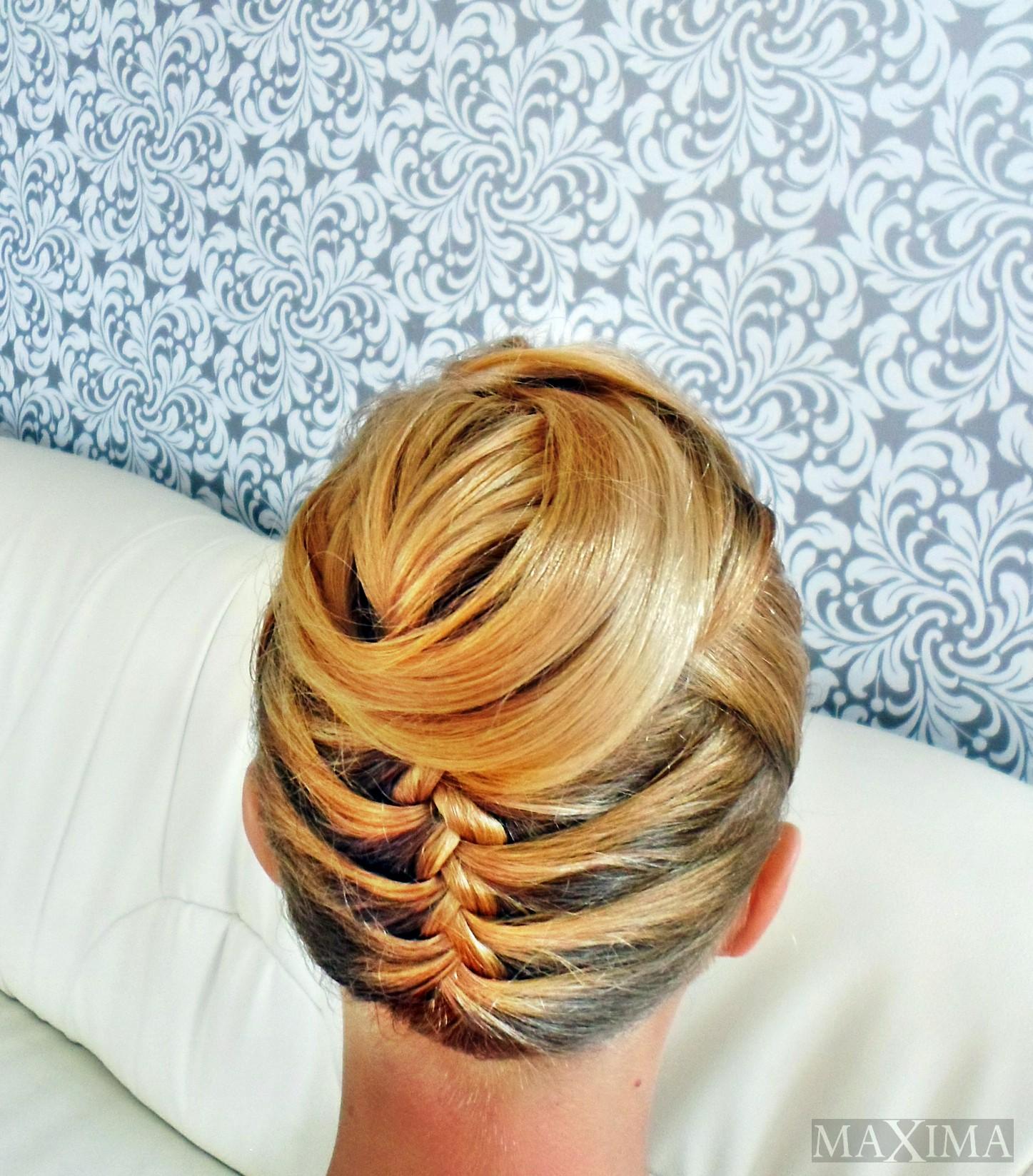 ładne fryzury płock